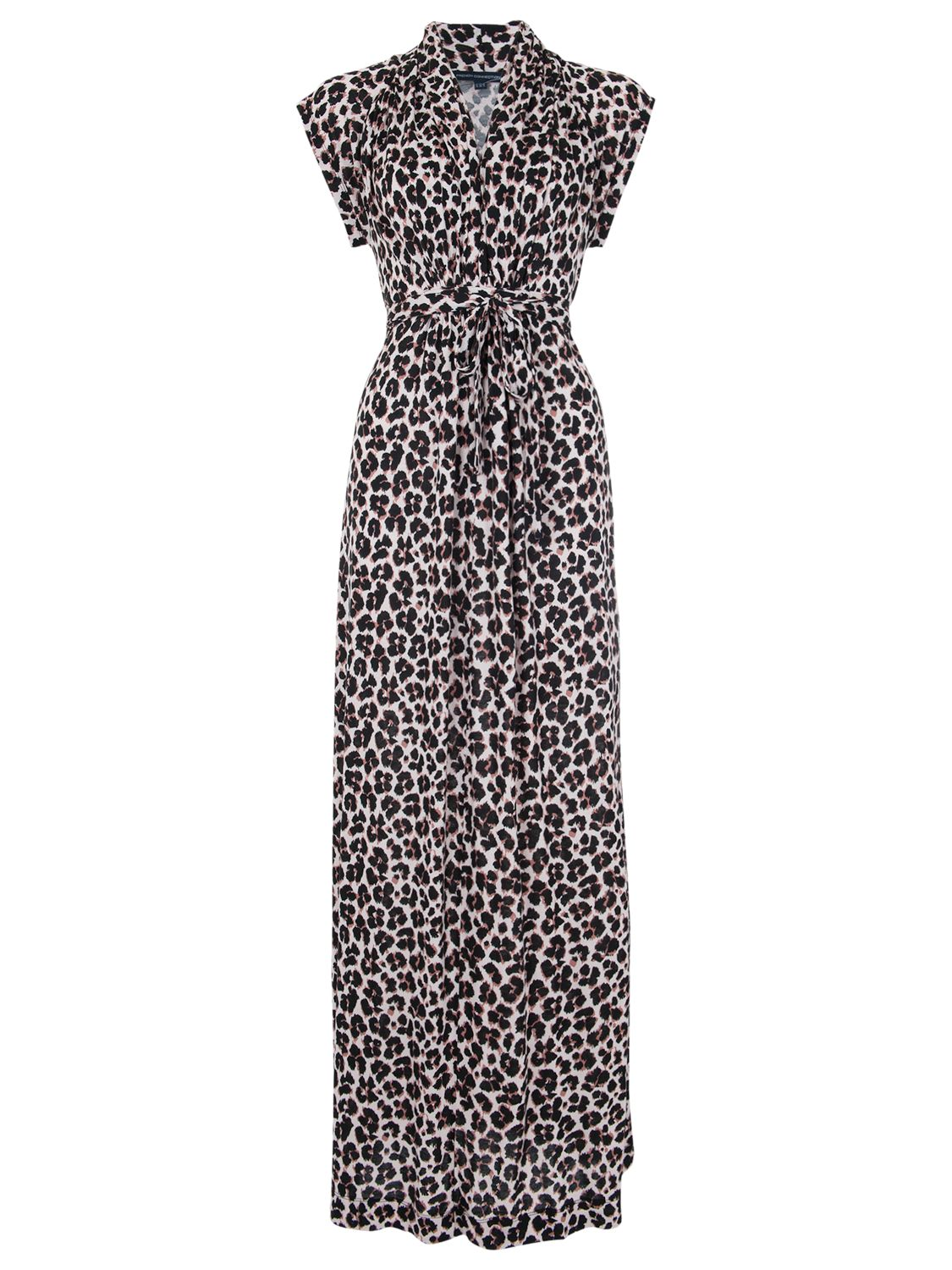 french connection anna jersey maxi dress powder/black, french, connection, anna, jersey, maxi, dress, powder/black, french connection, 16|14|8|10|12|6, women, womens holiday shop, dresses, womens dresses, maxi dresses, 1523279