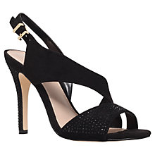 Buy Miss KG Glenda Diamante, Black Online at johnlewis.com