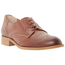 Buy Dune Leslee Lace Up Brogues Online at johnlewis.com