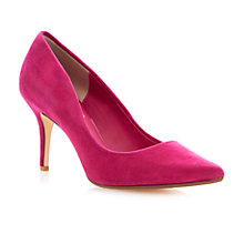 Buy Dune Alina Stiletto Heeled Courts Online at johnlewis.com
