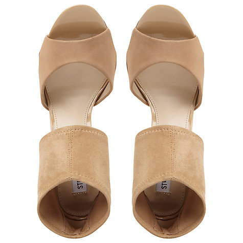 Buy Steve Madden Liftoff Cut Out Detail Shoes Online at johnlewis.com