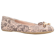 Buy Carvela Lamp Ballerina Pump Shoes Online at johnlewis.com