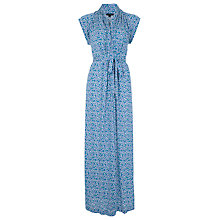 Buy French Connection Tropicana Daisy Maxi Dress, Multi Online at johnlewis.com