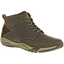 Buy Merrell Helixer Morph Leather Boots, Boulder Online at johnlewis.com