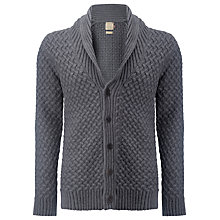 Buy JOHN LEWIS & Co. Made In Italy Lambswool Basket Weave Cardigan Online at johnlewis.com