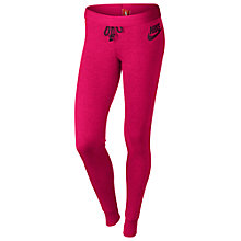 Buy Nike Women's Rally Slim Fit Training Trousers Online at johnlewis.com