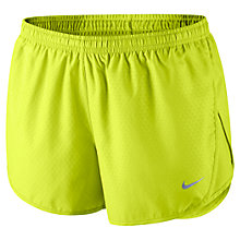 Buy Nike Women's Modern Tempo Printed Shorts Online at johnlewis.com
