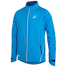 Buy Asics Speed Gore Jacket, Blue Online at johnlewis.com