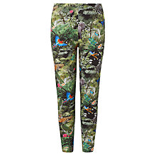 Buy John Lewis Girl Jungle Print Leggings, Multi Online at johnlewis.com