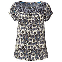 Buy White Stuff Gibsons Top, Dark Moonlight Online at johnlewis.com