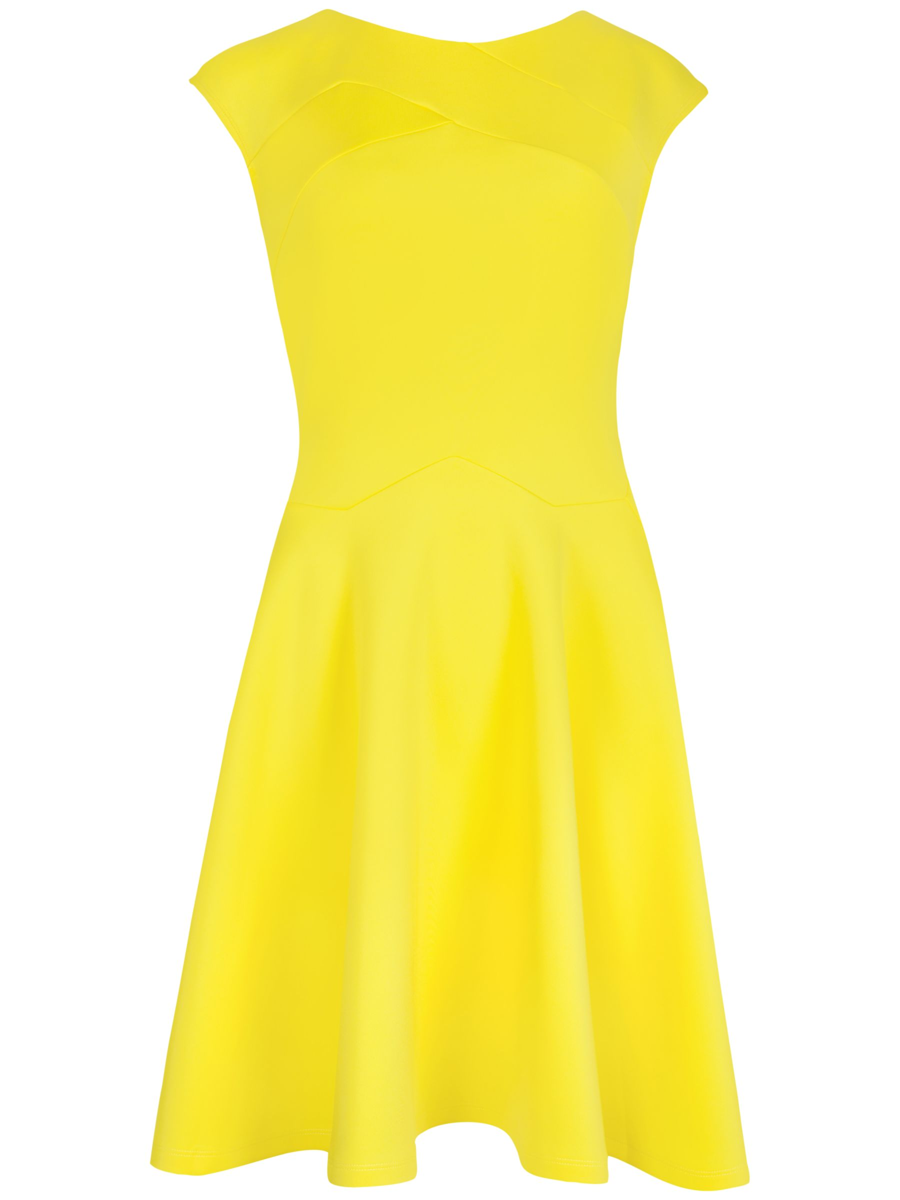 ted baker arwyn panelled skater dress yellow, ted, baker, arwyn, panelled, skater, dress, yellow, ted baker, 4|3|2|5|1|0, women, womens dresses, gifts, wedding, wedding clothing, female guests, fashion magazine, womenswear, men, brands l-z, 1525319