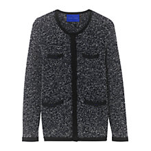 Buy Winser Parisian Tweed Jacket, Midnight/Black Online at johnlewis.com
