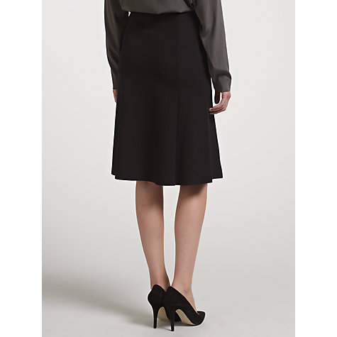 Buy Winser Miracle Flared Skirt, Black Online at johnlewis.com