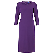 Buy Winser Lauren Miracle Dress, Purple Online at johnlewis.com