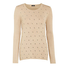 Buy Gerry Weber Sparkle Jumper Online at johnlewis.com