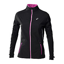 Buy Asics Speed Gore Jacket, Black Online at johnlewis.com
