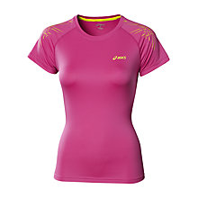 Buy Asics Tiger Running T-Shirt Online at johnlewis.com