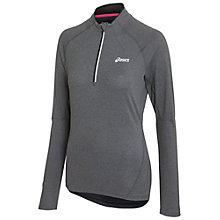 Buy Asics Long Sleeve Half-Zip Running Jersey Online at johnlewis.com