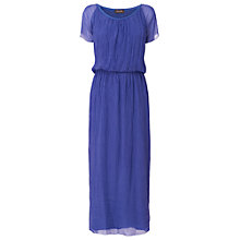 Buy Phase Eight Rae Silk Maxi Dress, Periwinkle Online at johnlewis.com