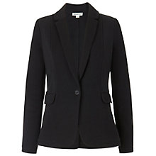 Buy Whistles Ella Ponte Jersey Jacket Online at johnlewis.com