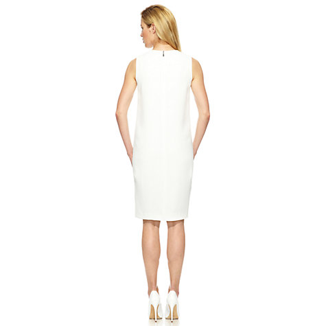 Buy Damsel in a dress Calcot Dress, White Online at johnlewis.com
