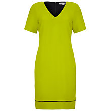 Buy Damsel in a dress Sandringham Dress, Chartreuse Online at johnlewis.com