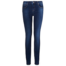Buy Phase Eight Victoria Skinny Jeans, Washed Indigo Online at johnlewis.com