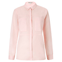 Buy Whistles Skye Cotton Shirt Online at johnlewis.com