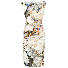 Buy Phase Eight Clemmie Printed Dress, Multi Online at johnlewis.com