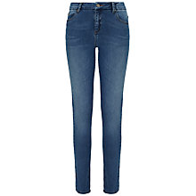Buy Whistles Maysa Skinny Jeans, Denim Online at johnlewis.com