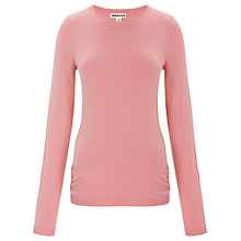 Buy Whistles Annie Sparkle Jumper, Pink Online at johnlewis.com