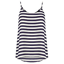 Buy Oasis Stripe Cami, Multi Online at johnlewis.com