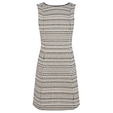Buy Oasis Tribal Jacquard Dress, Multi Online at johnlewis.com