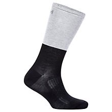 Buy Helly Hansen Liner Socks, Pack of 2, Grey/Black Online at johnlewis.com
