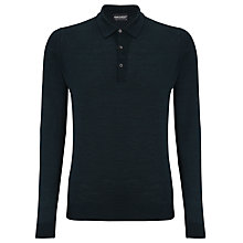 Buy John Smedley Cotswold Long Sleeve Merino Jumper Online at johnlewis.com