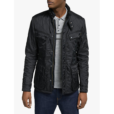 Buy Barbour Ariel Polarquilt Quilted Jacket Online at johnlewis.com