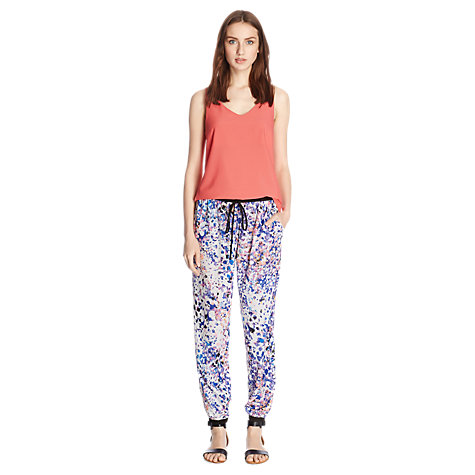 Buy Warehouse Dapple Print Joggers, Multi Online at johnlewis.com
