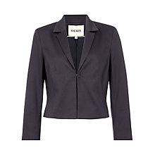 Buy Havren Small Revere Box Jacket, Charcoal Online at johnlewis.com