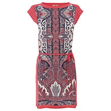 Buy Oasis Paisley Print Dress, Multi Online at johnlewis.com