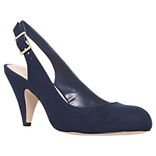 Buy Carvela Kay Sling Back Court Shoes Online at johnlewis.com