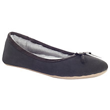Buy John Lewis Elspeth Ballerina Slippers Online at johnlewis.com