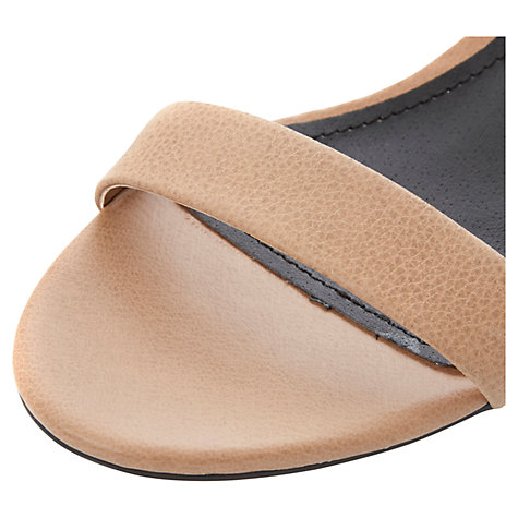 Buy Steve Madden Ideaal Leather Sandals Online at johnlewis.com