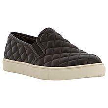 Buy Steve Madden Ecentricq Trainers, Black Online at johnlewis.com
