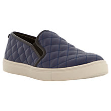Buy Steve Madden Ecentricq Trainers, Blue Online at johnlewis.com