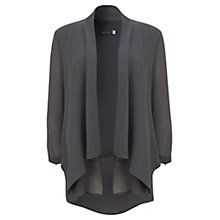 Buy Mint Velvet Waterfall Jacket Online at johnlewis.com