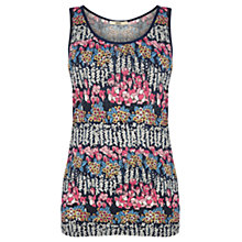 Buy Oasis Garden Ditsy Vest Top, Multi Online at johnlewis.com