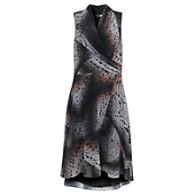 Buy Mint Velvet Erica Wrap Dress, Multi Online at johnlewis.com