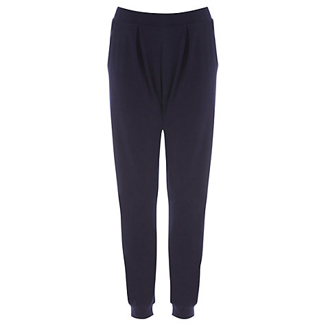 Buy Warehouse Crepe Joggers Online at johnlewis.com