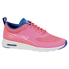 Buy Nike Women's Air Max Thea Premium Cross Trainers Online at johnlewis.com