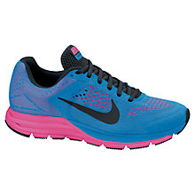 Buy Nike Women's Zoom Structure+ Running Shoes Online at johnlewis.com